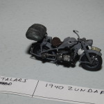 1940 Zundapp (German Army Motorcycle), by Marcus Meinier